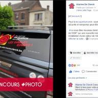 Alarme De Clerck : concours Facebook