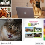 Concept Abr i : publication Facebook 2