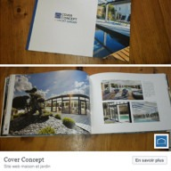 Cover Concept : publication Facebook 4