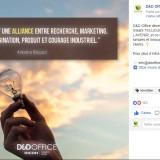 D&D Office : post Facebook