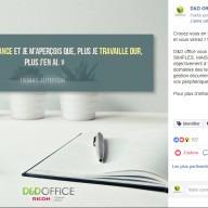 D&D Office : post Facebook citation