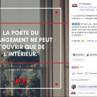 FT Châssis - Facebook Ads : citation 2