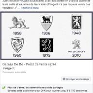 Garage De Ro - publication Facebook 2