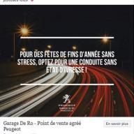 Garage De Ro - Publication Facebook 6