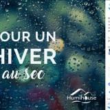 Humihouse : publication Facebook hiver