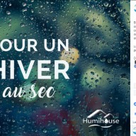 Humihouse : publication Facebook hiver