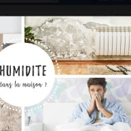 Humihouse : publication Facebook humidité