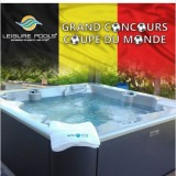 Leisure Pools : publication Facebook concours