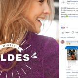 Les Bourgeoises : publication Facebook soldes