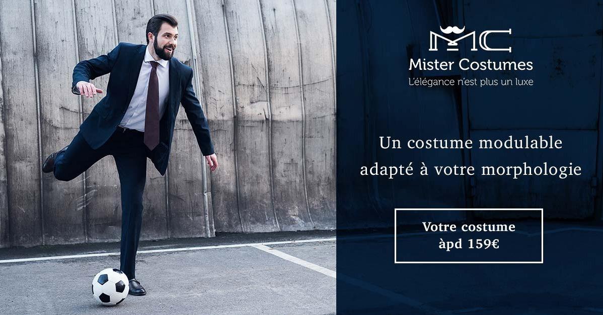 Mister Costumes : Google Display