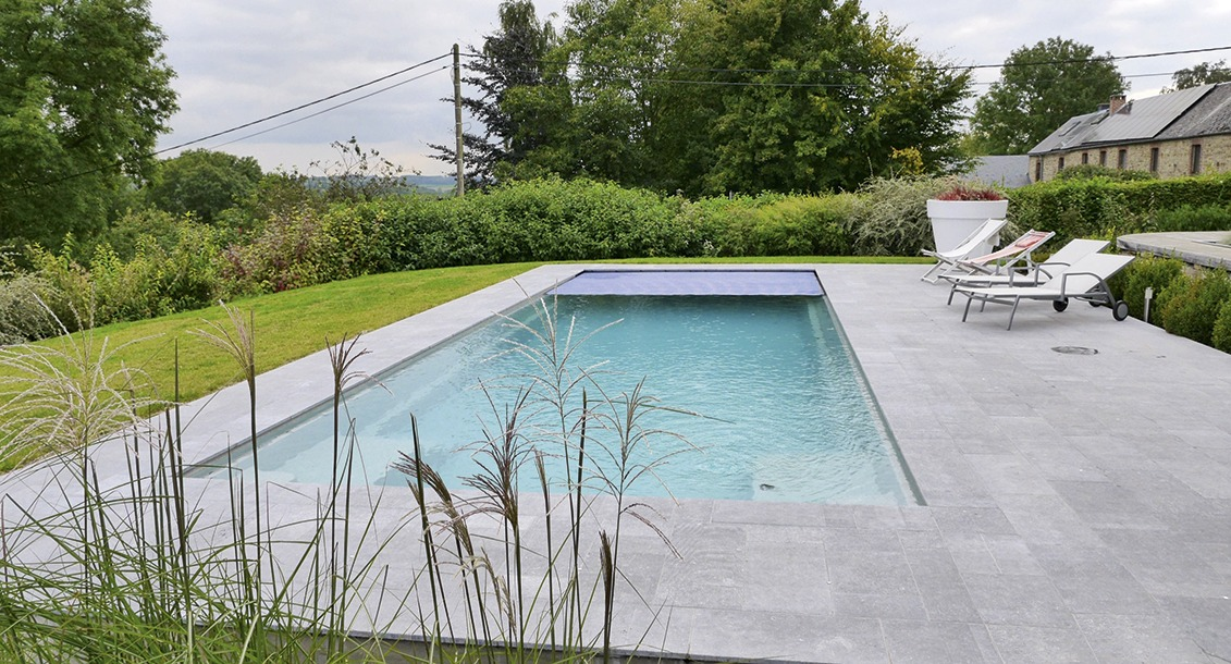 Leisure Pools - piscine coque