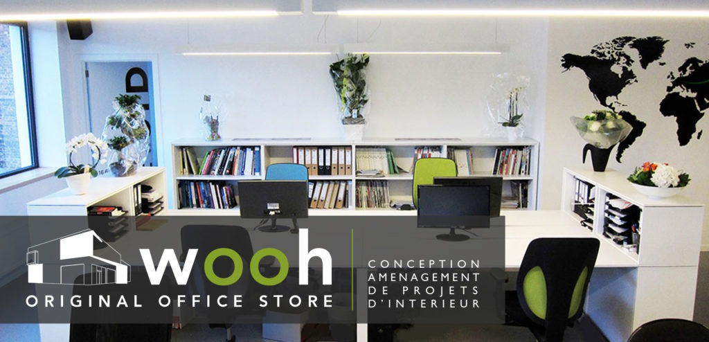 Nos références - Wooh Original Office Store