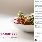 Val d'Heure : menu plaisir