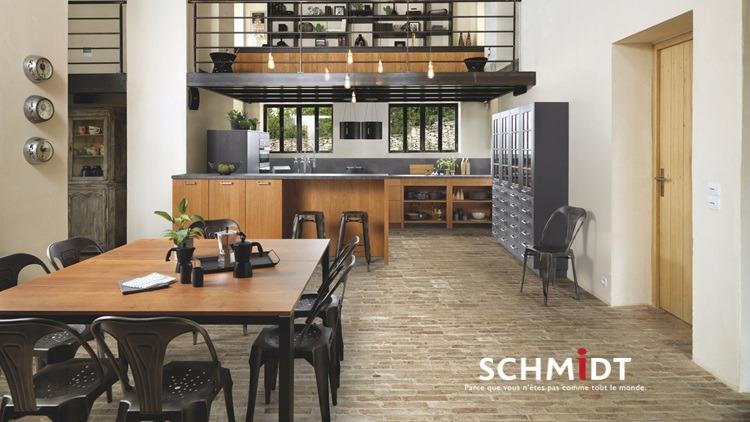 Cuisine design Schmidt