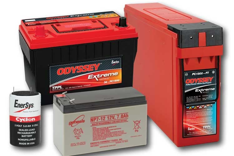 Mister Battery : batteries rechargeables