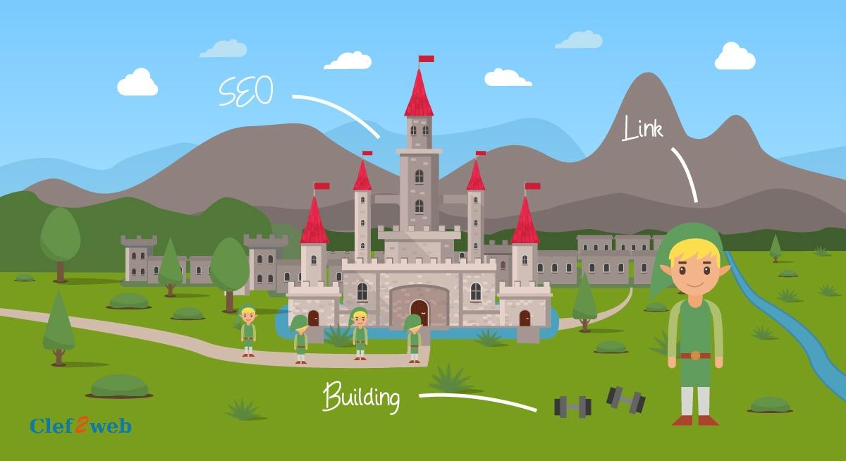 Link building : stratégie SEO