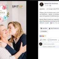 Spitup publication Facebook