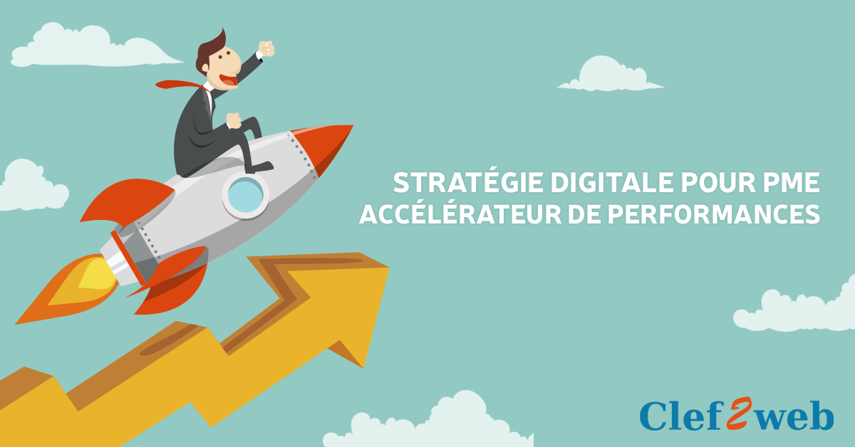 Agence de stratégie digitale pour PME