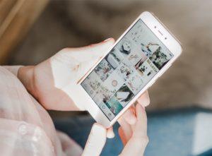 Utilisation de Facebook et d'Instagram pour un eshop