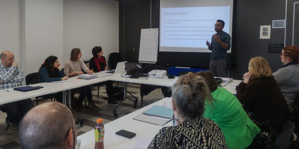 Consultance en marketing digital par Clef2web